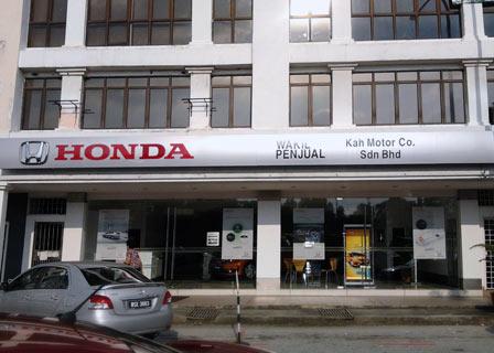 Kah Motor Co Selangor